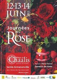 Les Journées de la Rose à Fontaine-Chaalis du 12 au 14 juin 2015. Le rendez-vous incontournable des amateurs du jardin et les amoureux des roses  http://www.batilogis.fr/agenda/salon-france-2015-1.html