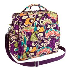 Convertible Baby Bag | Vera Bradley...I am in need of a new diaper bag!!!:)