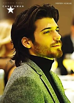 A handsome lawyer on tv screens Beautiful Boys, Pretty Boys, Gorgeous Men, Turkish Beauty, Man Bun, Turkish Actors, Actors & Actresses, Hot Guys, Hair Cuts