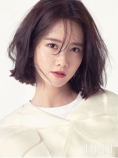 SNSD YoonA for ELLE magazine   Wonderful Generation