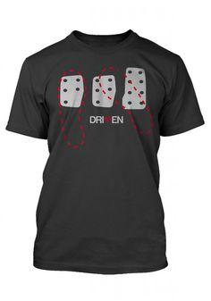aa7dcee8b9a24 The Heel-toe T-shirt features a racing inspired design on a heavyweight