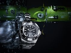 Rolex Deepsea Challenge Sea-Dweller experimental watch and the Deepsea Challenger