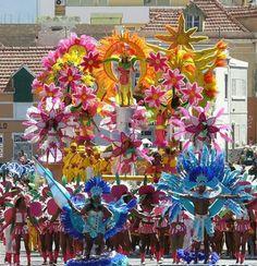 Cape Verde Carnival 2012