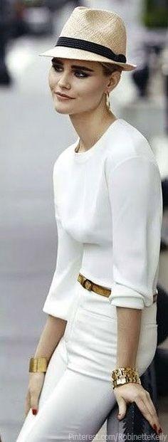 Blanco inmaculado