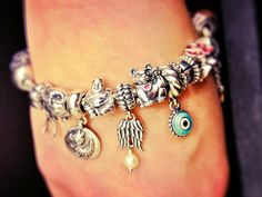 I needed a little luck in my life so i got charms i  consider lucky for my bracelet. #MyPandora