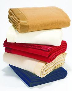 Merino Wool blankets, bound in Satin, made in Yorkshire. Merino Wool Blanket, Yorkshire, Blankets, Shabby Chic, Satin, Luxury, How To Make, Elastic Satin, Blanket