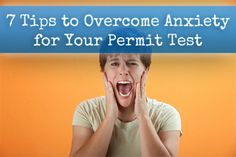 DMV-ictory! 7 Tips to Overcome Anxiety for Your Permit Test