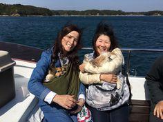 ベガくん/初めての友達同士で鳥羽旅行 志摩地中海村は、連休でも空いていて撮影スポットもたくさんありました! 30分のクルージングもとっても楽しい時間でした!