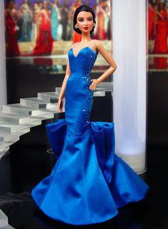 Miss Philippines - Inspirado por Miss Universo 2015  Pia Wurtzbach