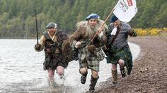 Baxters Loch Ness Marathon - introducing the Clan Challenge in 2014 to find Scotland's fastest clan.