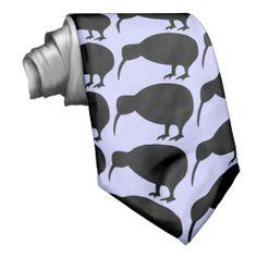 sold 1 of my funny kiwi bird novelty pattern mens neck ties to New Zealand! Kiwi land!