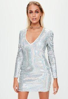52b091c6c8 SISSI PL wieczorowa sukienka CEKINY SYLWESTER 40 - 7552110967 - oficjalne  archiwum allegro