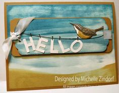 On the Line - MZ by Zindorf - Cards and Paper Crafts at Splitcoaststampers