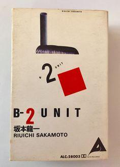 Riuichi Sakamoto* - Unit (Cassette, Album) at Discogs Visual Communication, Techno, Typography, The Unit, Album, Music, Prints, Nature, Design