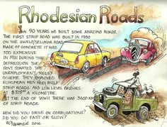 Roads Zimbabwe History, European Men, Military Special Forces, Twisted Humor, African History, East Africa, Africa Travel, The Good Old Days, Continents