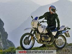 History of the BMW GS-Series - The 30 Year Anniversary - webBikeWorld