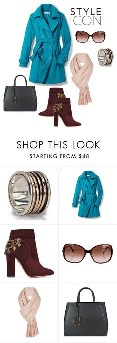 """""""style icon *colorful cold"""" by nbeaudry on Polyvore featuring MeditationRings, New York & Company, Aquazzura, Chanel, Free People, Fendi, styleicon and winterfashion"""