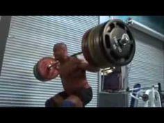 http://goepx.com  Worlds Strongest Man!  Mariusz Pudzianowski Leg Training