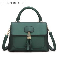 Aliexpress.com   Buy JIANXIU Fashion PU Leather Ladies Bags Handbags Women  Famous Brands Totes Hign Quality Single Shoulder Crossbody Bags Clutches  from ... ab8ad491aefa1