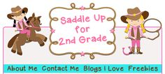 Saddle up for Second Grade