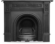 Scotia Cast Iron Fireplace Inserts