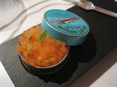 """""""Apple Caviar"""" El Bulli"""