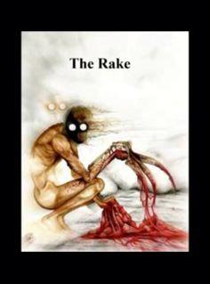 The Rake creepypasta