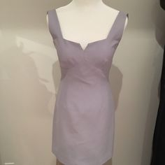 BCBG violet sweetheart top dress Beautiful and elegant perfect condition BCBGMaxAzria Dresses Mini