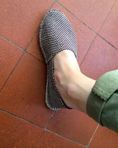 Why stop at garments? Make your own espadrilles! - Guthrie & Ghani