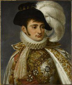 Girolamo Bonaparte,  (*Ajaccio, 15 novembre 1784 – +Villegénis, 24 giugno 1860)  re di Vestfalia (dal 1807, prima territori prussiani fino al 1813, trasformato in più principati)