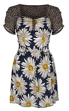 Henry Holland daisy dress