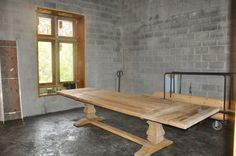 Dining Room, : Gorgeous Furniture For Dining Room Decoration With Natural Birch Wood Restoration Hardware Dining Table