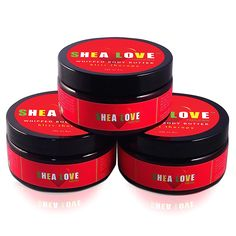 Products: SHEA LOVE Naturals Whipped Shea Butter Blend is BLISS THERAPY for the BODY!