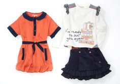 Silvian Heach for Girls 2-6 -   Fun, feminine style with a hint of whimsy is at the heart of these Silvian Heach designs. The brand's passion for affordable luxury is evident in collections like this, full of fabulous pieces that are small in size but big in fashion. From puffy coats to soft sweaters, we've got...  #Belt, #Cardigan, #FauxFur, #Jacket, #Legging, #Pan, #Pant, #Pullover, #Purse, #Scarf, #Shirt, #Sweater, #Tee, #Tie