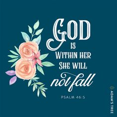 Stay encouraged friends! God is for you and He will never leave you. ❤️
