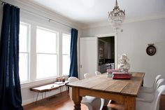 Vintage and modern dining room - eclectic - dining room - dallas - Emily McCall