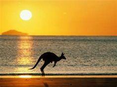 Australia (Who's gonna take me there?!)