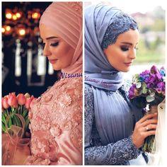 Check out what I created with Turban Hijab, Hijab Dress, Wedding Couple Poses Photography, Muslim Women Fashion, Muslim Wedding Dresses, Perfect Bride, Hijab Bride, Pics Art, Bridal Henna Designs