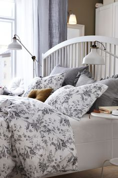 Wake up in a bedroom that makes you feel like you're still dreaming! Find the beds, mattresses, bedding, lighting and more that make you want to hit the snooze button.