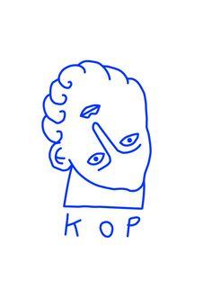 Logo design 'KOP' - El Neoray