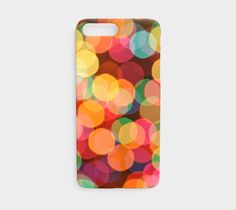 """Bokehful"" iPhone 7 case by riotjane"