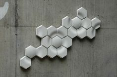 WA concrete wall tiles designed by Sam Frith