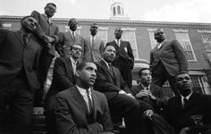 '06 MLK with the rest of the Bruhs