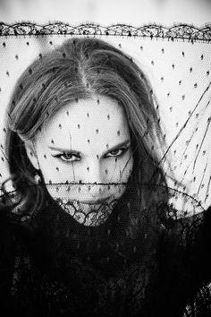 03-Natalie Portman by Ellen von Unwerth | Marie Clarie UK