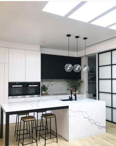 Supreme Kitchen Remodeling Choosing Your New Kitchen Countertops Ideas. Mind Blowing Kitchen Remodeling Choosing Your New Kitchen Countertops Ideas. Kitchen Doors, Home Decor Kitchen, Kitchen Interior, New Kitchen, Kitchen Ideas, The Block Kitchen, Kitchen Pantries, Cozy Kitchen, Kitchen Small