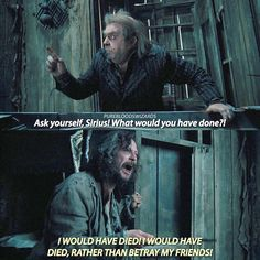 [Prisoner of Azkaban] Get yourself a friend like Sirius Black ❤️