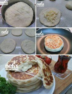 Bread Recipes, Pancakes, Food And Drink, Turks, Breakfast, Film, Tejidos, Food, Pancake