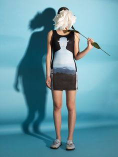 opening ceremony & magritte fuses fashion and fine art