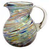 Carnival Margarita Glasses Set of 4 (491561779), Recycled Glassware Sets
