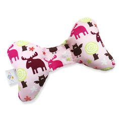 엘레펀트이어스 목보호쿠션 - 핑크포레스트 www.elephantears.co.kr